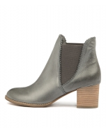 BELLE GREY LEATHER