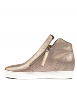 GISELLO ROSE GOLD PIN PUNCH LEATHER