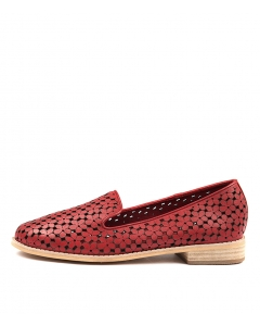 ANALISE RED LEATHER