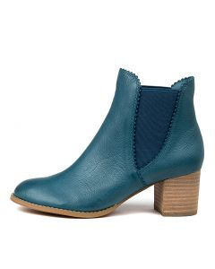 BELLE TEAL LEATHER