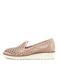 OSTERIA PALE PINK LEATHER