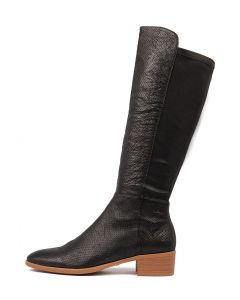 TEXXAS BLACK LEATHER