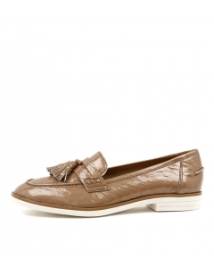 LAIKA TAUPE PATENT LEATHER