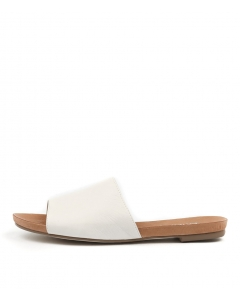 JALLOPE WHITE LEATHER