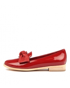 ALANE RED PATENT LEATHER