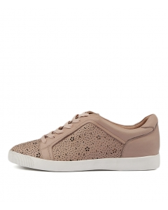 GOLDS PALE PINK LEATHER