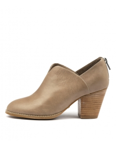 RESS TAUPE LEATHER