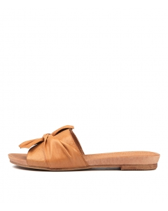 CANDIE TAN LEATHER