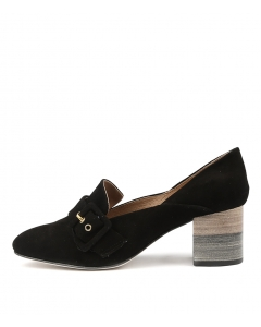 AMPLIFY BLACK SUEDE