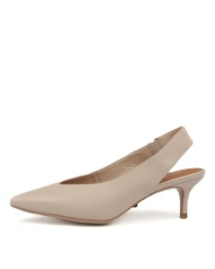 CLANCY NUDE LEATHER