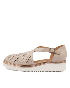 PEPITO NUDE LEATHER