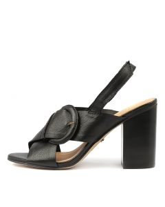 ORLIA BLACK LEATHER