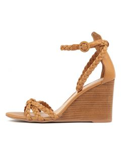 EMORIE TAN NATURAL HEEL LEATHER