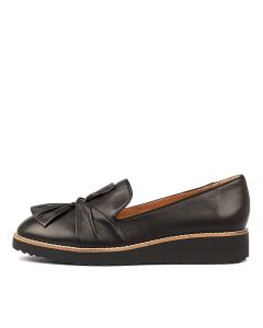OPITTO BLACK BLACK SOLE LEATHER