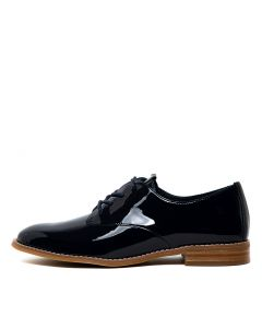 LALLAND NAVY NAVY PATENT LEATHER