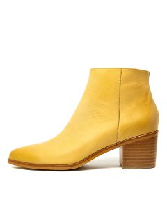 EMILEE YELLOW LEATHER